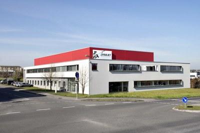 DYNAJET possède un nouveau siège social à Nürtingen.