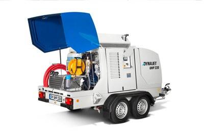 Le DYNAJET UHP 220 présenté à Paris