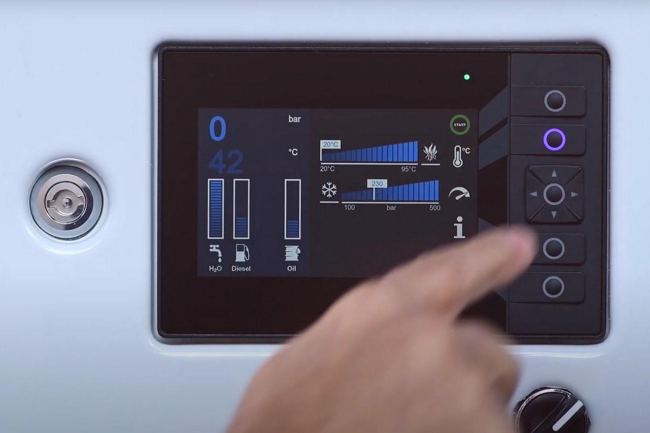 L'entrée dans une nouvelle ère de haute pression: DYNAJET 500th Blue Performance