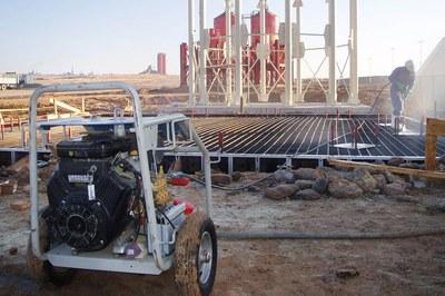 Optimiser le bétonnage sur un chantier avec le nettoyeur haute pression