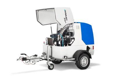 Arrêt automatique du nettoyeur haute pression en cas de manque d'eau