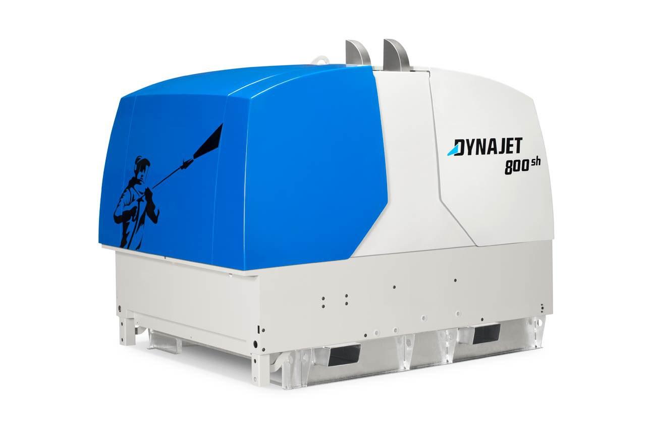 DYNAJET 800sh Standard wireless