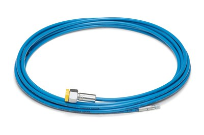 Lance flexible 1000 bar, 10m, 10,5mm M7 f.e.