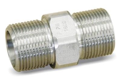 Raccord de flexible 2xM24x1,5 DKO FE 1.800bar