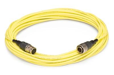 Câble de commande à 6 pôles, 25m