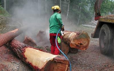 DYNAJET pour l'agriculture et l'industrie du bois